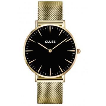 Cluse La Bohème Mesh Gold/Black