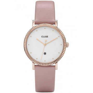 Cluse Le Couronnement Rose Gold/White Soft Grey