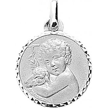 Médaille Ange Or Jaune 18K