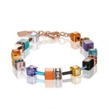 Bracelet Coeur de Lion GeoCUBE 2838301575