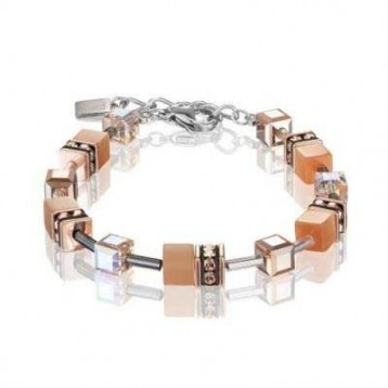 Bracelet Coeur de Lion GeoCUBE 4016300225