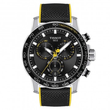 Tissot Supersport Chrono Edition spéciale Tour de France 2020