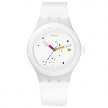 Swatch Sistem White