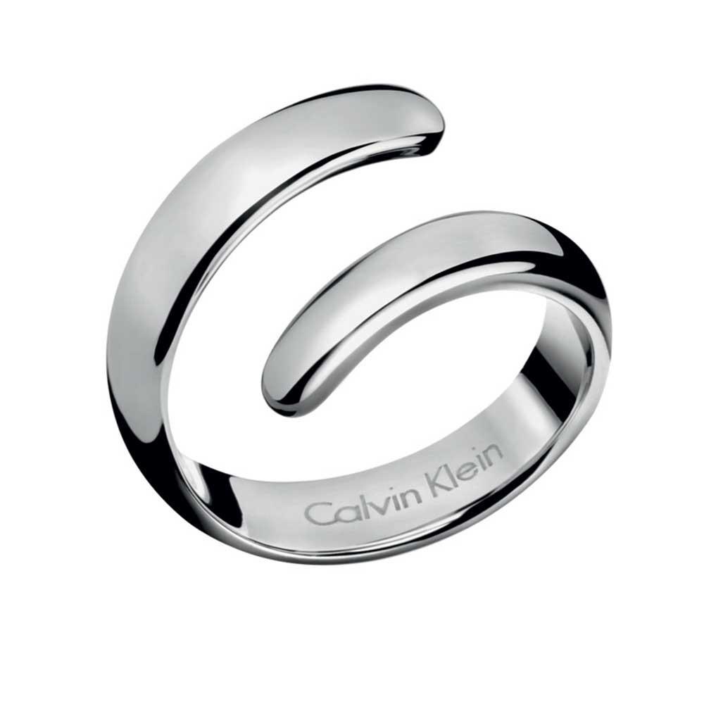 Assez Bijoux Calvin Klein bague Embrace SN12