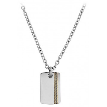Collier Jourdan homme
